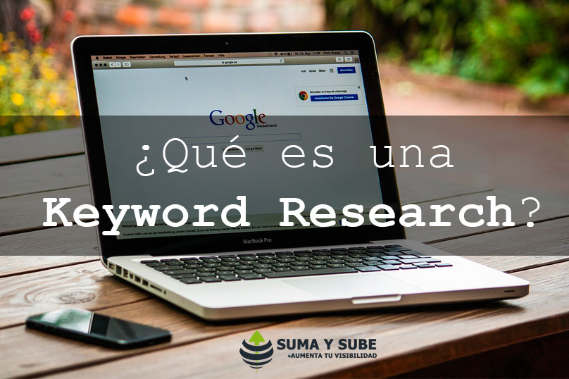 ¿Qué es una keyword research?
